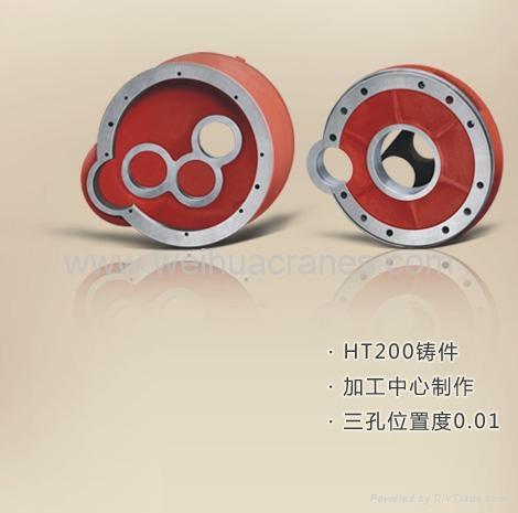 电动葫芦箱体 1