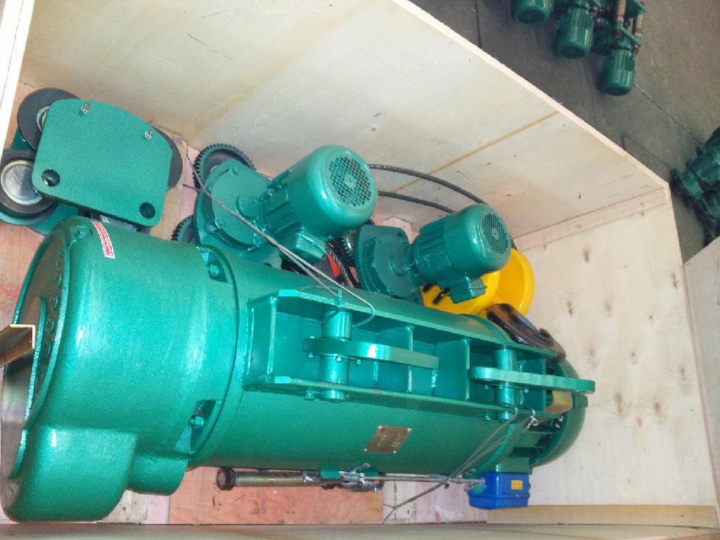 10吨电动葫芦