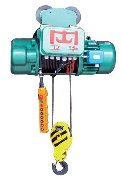 5t Electric wire rope hoist 1