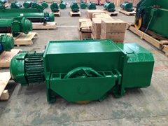 16T Electric wire rope hoist