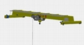 single-girder overhead travelling crane