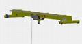 single-girder overhead travelling crane