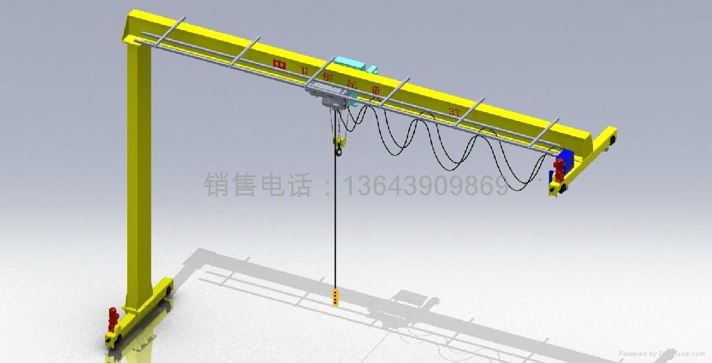 Semi-portal cranes 2
