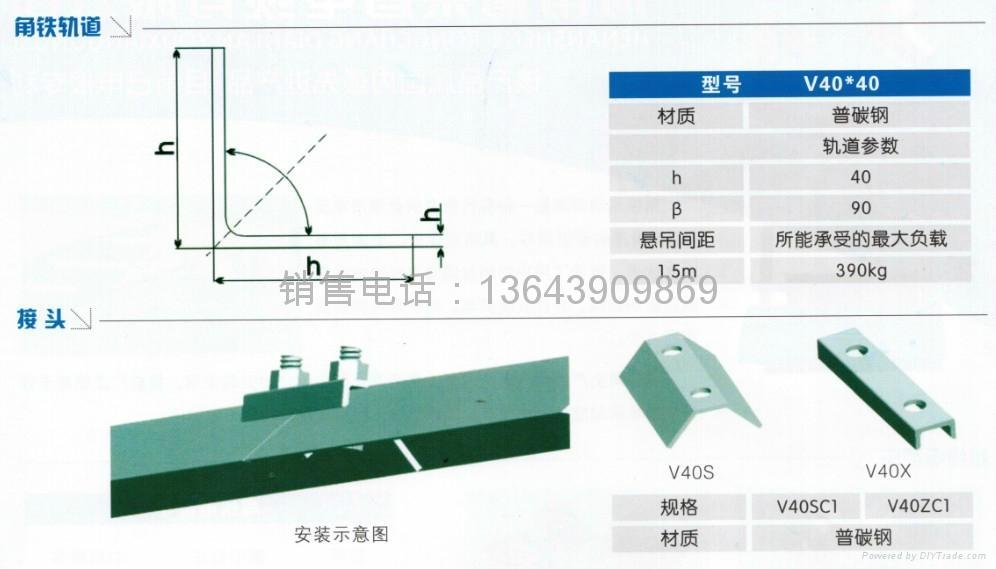 LX型电动单梁悬挂起重机 3