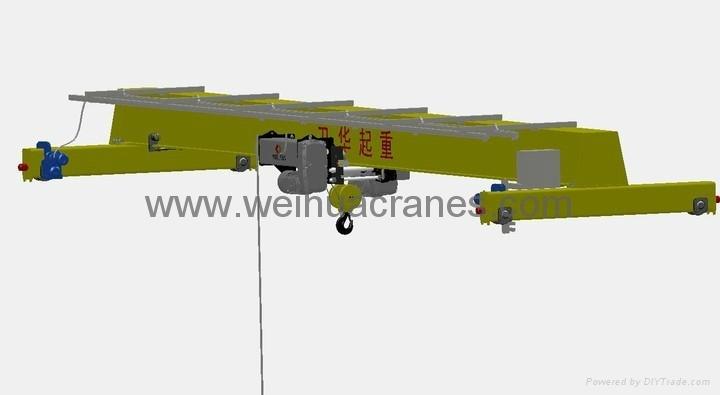 欧式单梁起重机-卫华集团-河南卫华重型机械股份有限公司
