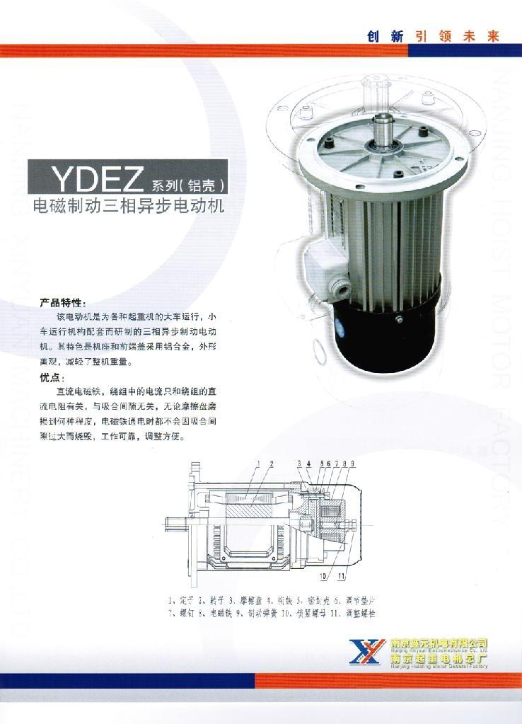 YDEZ系列软启动电动机 1
