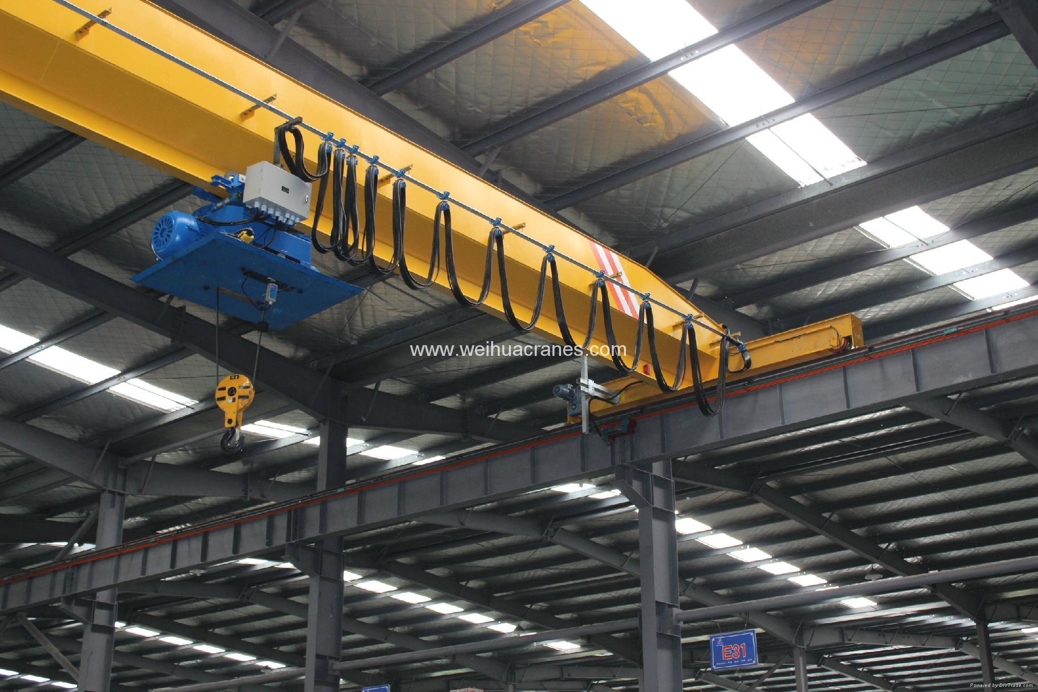 新型单梁桥式起重机