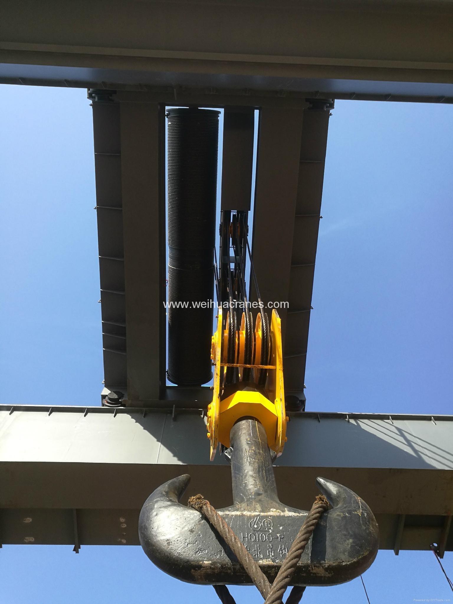 Open-Winch-Cranes