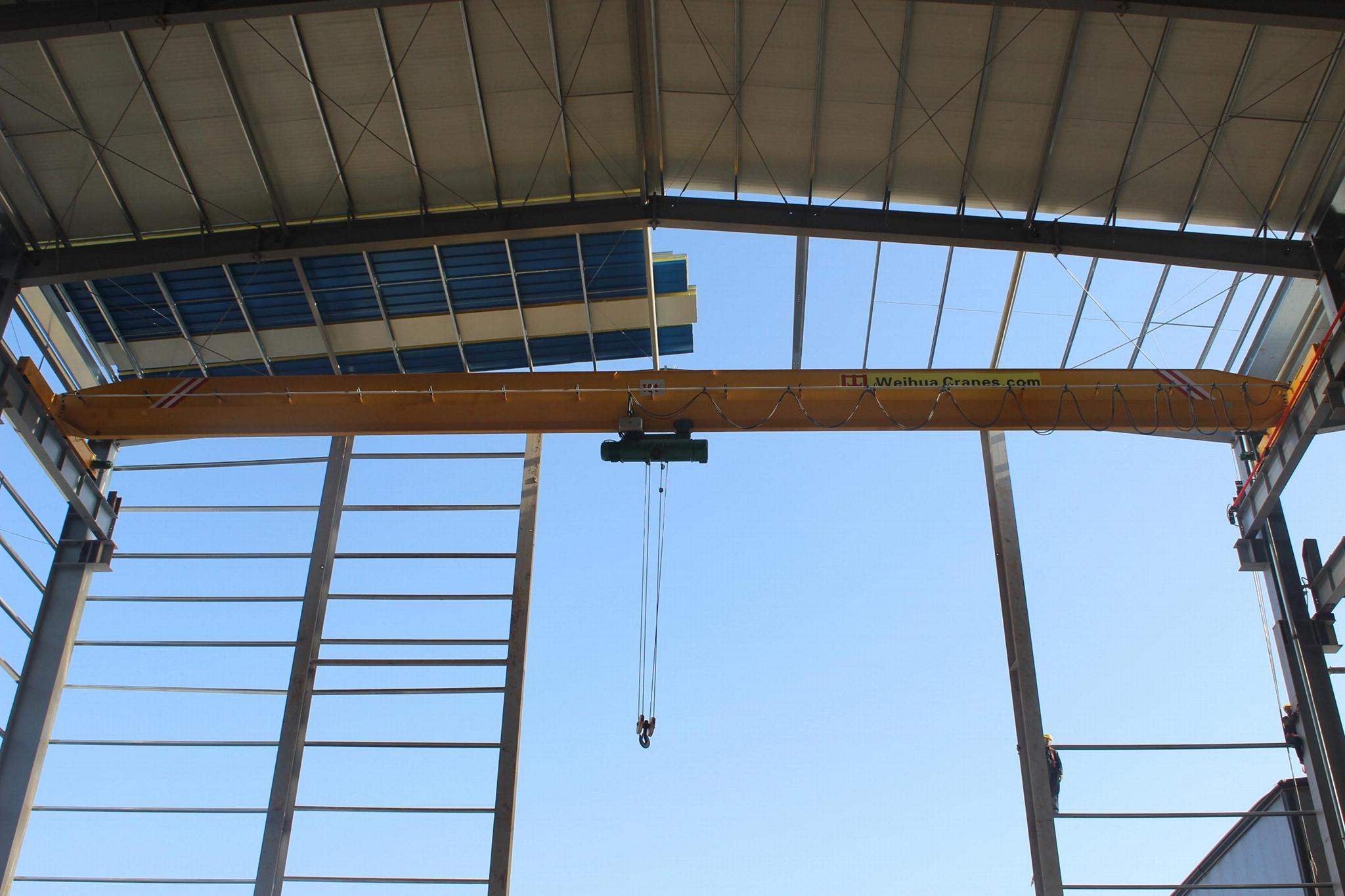 LD型电动单梁桥式起重机-河南卫华重型机械股份有限公司