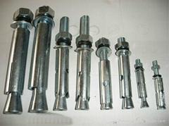 不锈钢膨胀螺栓