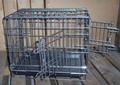 Powder Coating Dog Cage