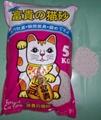 富贵の猫砂(碎砂)