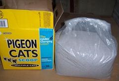 Pigeon Cats Litter