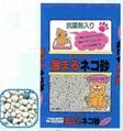 抗菌白球猫砂