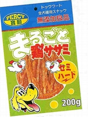鲜味鸡柳200g(狗食品) (热门产品 - 1*)