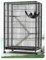 Big Cat Cage