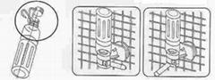 百搭强化胶制水樽头