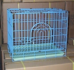 Dog Cage (PE Coating)