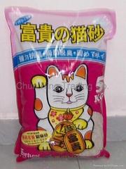 Cat Litter (jasmine perfume)