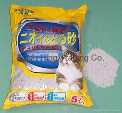 增白澎润土猫砂