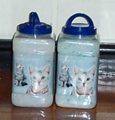 罐装硅胶猫砂
