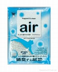 香味除臭抗菌紙砂(海洋)