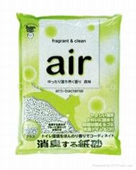 香味除臭抗菌紙砂(森林)