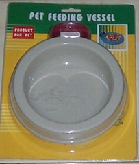 Pet Feeding Vessel