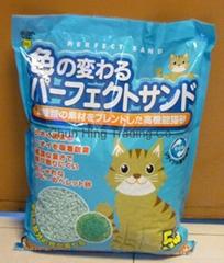 變色豆腐貓砂