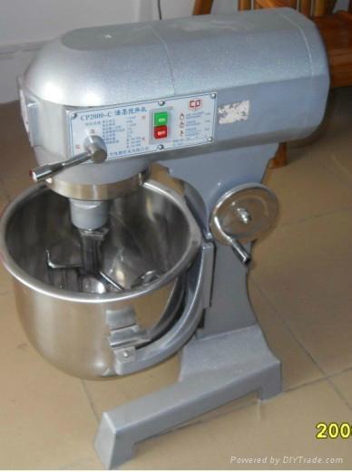 供应彩印厂油墨搅拌机CP2000-C强力型20L 2