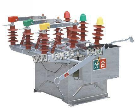 ZW8-12户外高压真空断路器 1