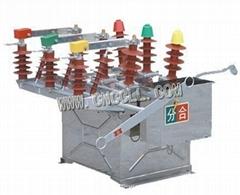 ZW8-12戶外高壓真空斷路器