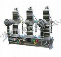 ZW32-24/630-20戶外真空斷路器開關