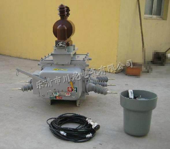 ZW20真空断路器ZW20-12F/630-20 1