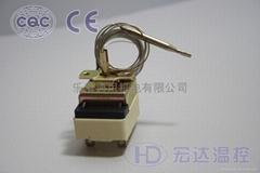 电热油炸锅温控器