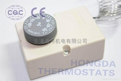 F2000 thermostat for refrigeration