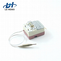 WHD-300E平頭溫控器2隻腳恆溫器