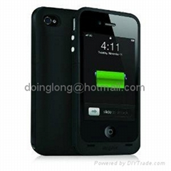 Mophie Juice Pack Air Mobile Phone Battery Pack Case Use For Apple iPhone 4 4G