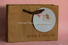 Receycable & Popular Brown Kraft Paper Bag