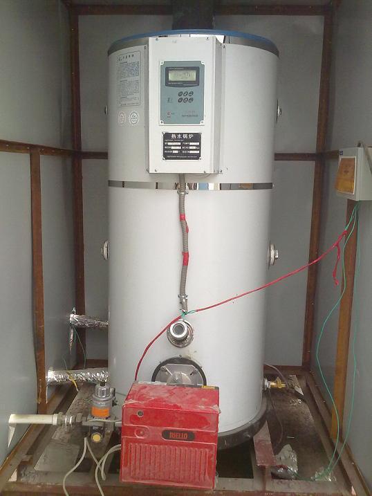 燃气热水锅炉 1
