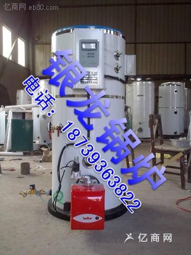 燃油燃气开水锅炉 1