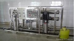 食品饮料行业纯水设备