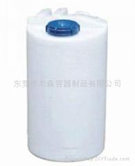 水处理行业用圆形PE加药箱