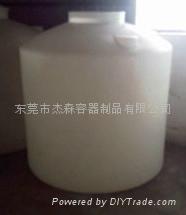 供应广东省各地500升PE平底水箱