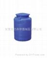 供应广东省各地500升PE平底水箱 2