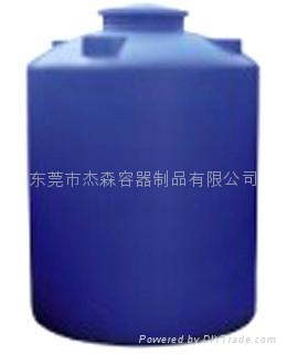 供应广东省各地500升PE平底水箱 3