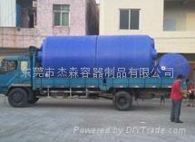 供应广东省各地500升PE平底水箱 5