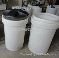 180L水处理行业用PE盐箱