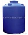 3100L环保耐酸碱腐蚀PE平底塑胶水箱 3