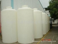 3100L环保耐酸碱腐蚀PE平底塑胶水箱 4